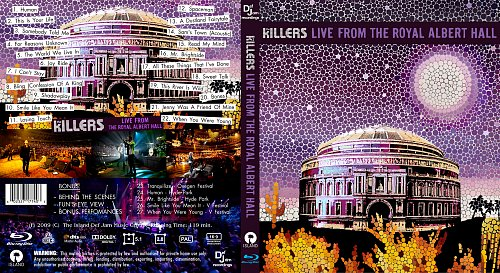 Killers, The - Live From The Royal Albert Hall (2009)