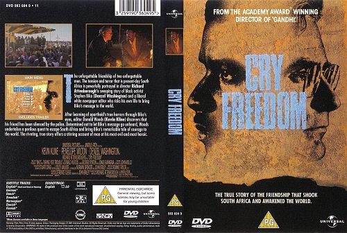 Клич свободы / Cry Freedom (2001)
