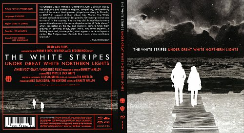 White Stripes, The - Under Great White Northern Lights (2007, 2009)