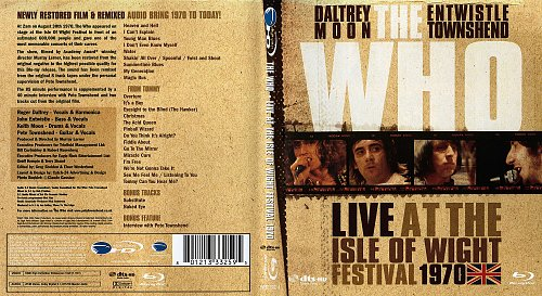 Who, The - Live At The Isle Of Wight Festival (1970)