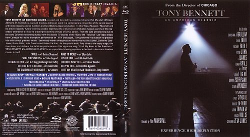 Tony Bennett - An American Classic (2006)