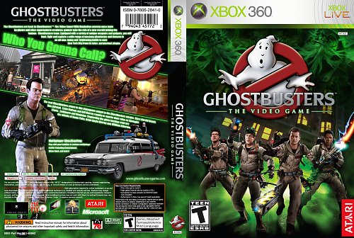 Ghostbusters: The Video Game XBOX 360