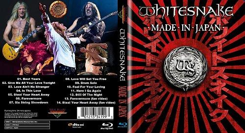Whitesnake - Made in Japan (2013)