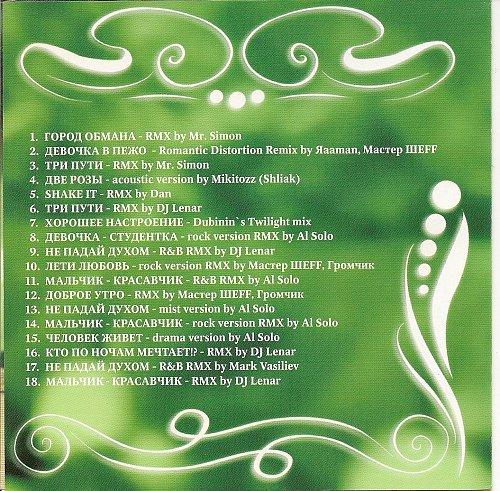 Елка - Remixes (2008)