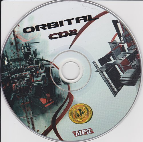 Orbital (MP3 Collection)