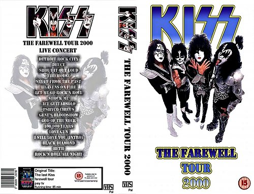 Kiss - Farewell Tour