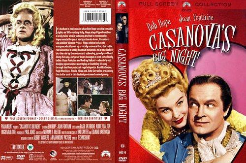 Большая ночь Казановы (Великая ночь Казановы) / Casanova's Big Night (1954)