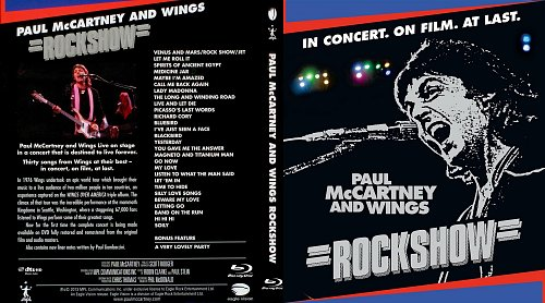 Paul McCartney and Wings - Rockshow (1976)