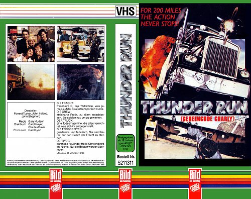 Thunder Run - Дни Грома (1986)