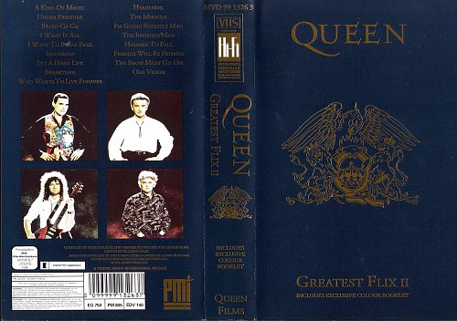 Queen - Greatest Flix II