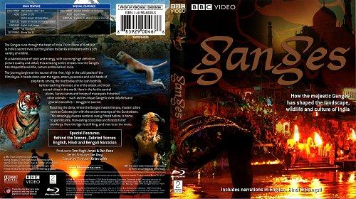 BBC: Ганг / Ganges (2008)