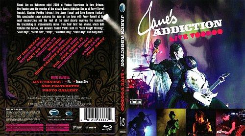 Jane's Addiction - Live Voodoo (2009-2010)