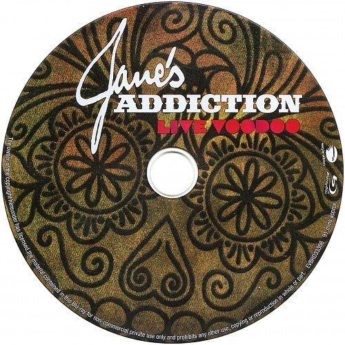 Jane's Addiction - Live Voodoo (2009-2010)