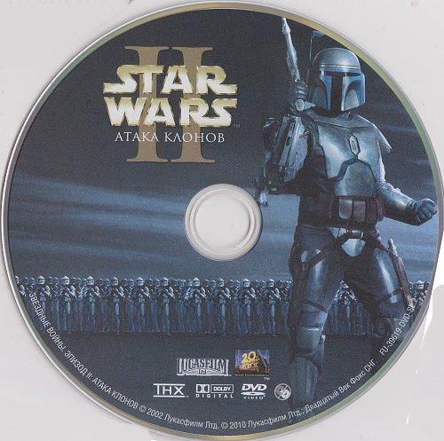 Звездные войны 1,2,3 трилогия / Star Wars Episode I,II,III (1999-2005) лицензия