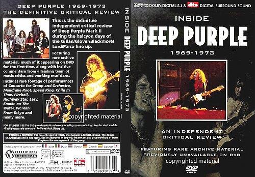 Deep Purple - Inside Deep Purple (1969 -1976)