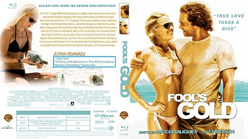Золото дураков / Fool's Gold (2008)