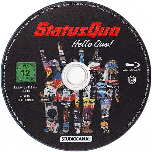 Status Quo: Hello Quo! (2012)