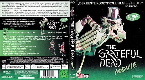 The Grateful Dead - Мovie (1974) 2 Disc Set (2012)