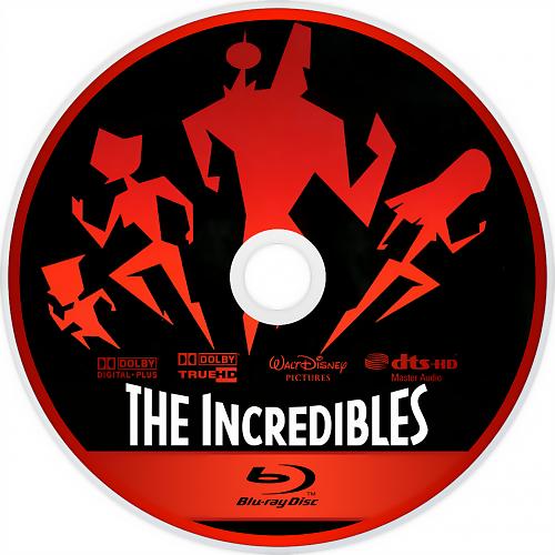 Суперсемейка / The Incredibles (2004)