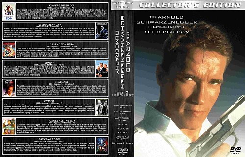Арнольд Шварценеггер Фильмография / Arnold Schwarzenegger Filmography