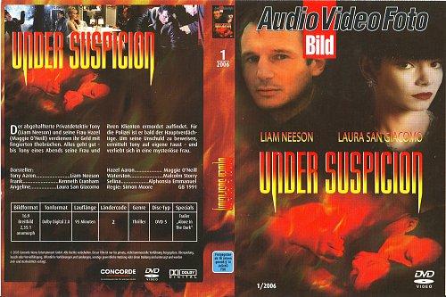 Под подозрением - Under Suspicion - 1991