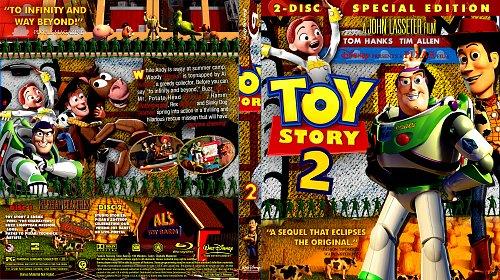 История игрушек 2 / Toy Story 2 (1999)