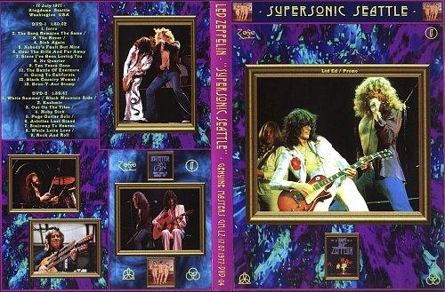 Led Zeppelin - Supersonic Seattle (1977)