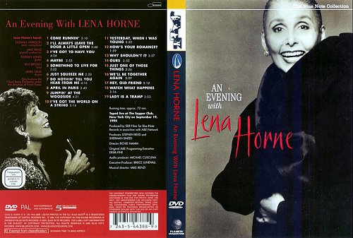 Lena Horne - An Evening With