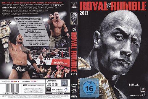 WWE: Королевская битва / WWE: Royal Rumble (2013)