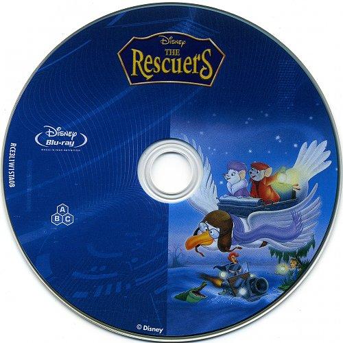 Спасатели / The Rescuers (1977)