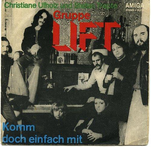 Lift - single 4 56 033 (Amiga 1974) (SP)