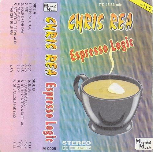 Chris Rea - Espresso Logic (1993)