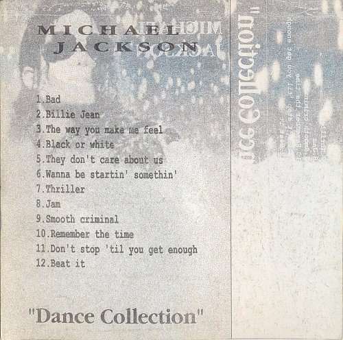 Michael Jackson - Dance Collection