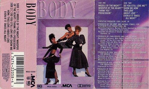 Body - Body (1987)