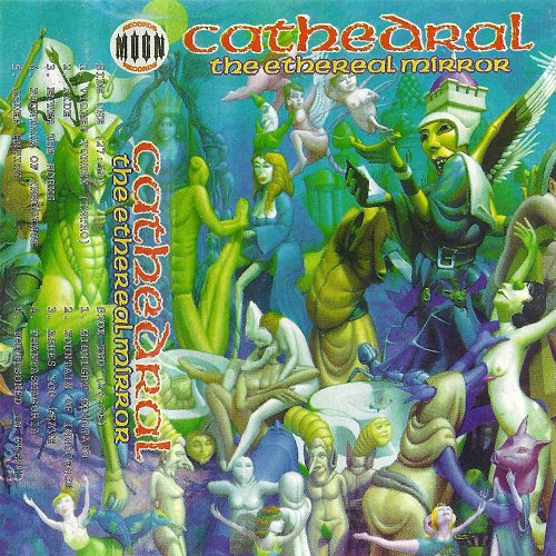 Cathedral - The Ethereal Mirror (1993 Moon Records, Ukraine)