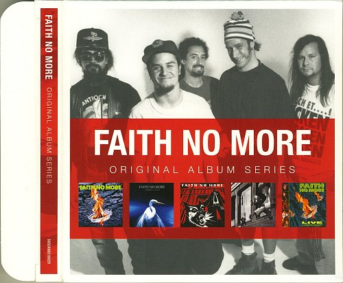 Faith No More - Original Album Series (5CD Box Set) (2011)
