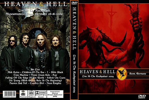 Heaven & Hell - Live At Rockpalast (2009)