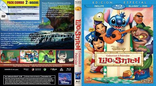 Лило и Стич, Лило и Стич 2: Большая проблема Стича / Lilo & Stitch, Lilo & Stitch 2: Stitch Has a Gl