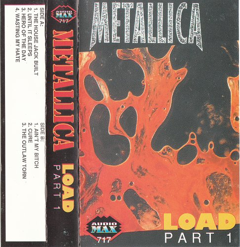 Metallica - Load (1996) Part 1 & 2
