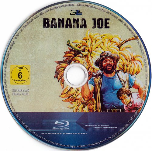 Банановый Джо / Banana Joe (1982)