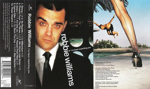 Robbie Williams - I`ve been expecting you (2002)