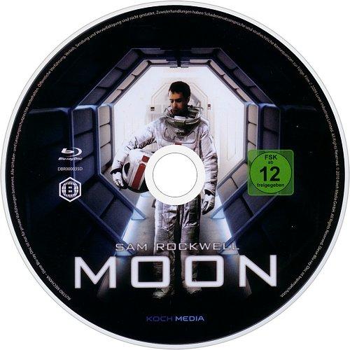 Луна 2112 / Moon (2009)