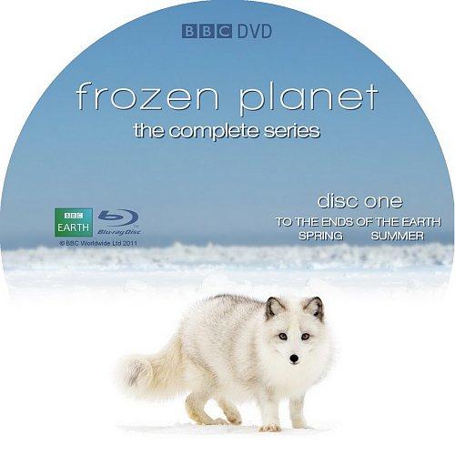 BBC: Замёрзшая планета / Frozen Planet (2011)
