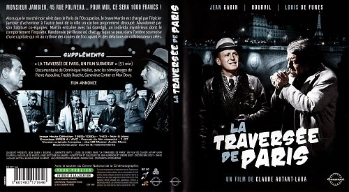 Через Париж / La traversee de Paris (1956)
