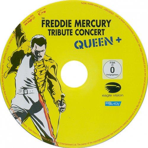 Freddie Mercury Tribute Concert (1992)