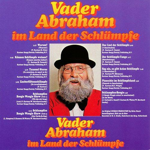Vader Abraham - im Land der Schlümpfe (1978 Karussell Music GmbH, The Netherlands, EC)