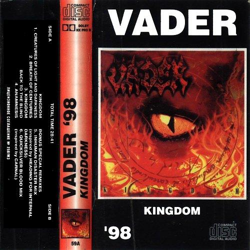 Vader - Kingdom (1998)