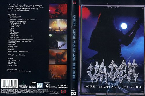 Vader - More Vision And The Voice (2002, 2005)