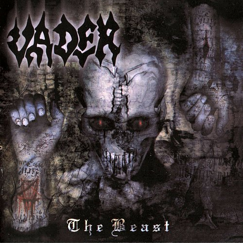 Vader - The Beast (2004 Metal Blade Records Inc., Germany) CD+DVD