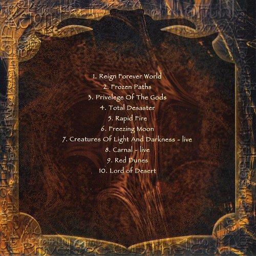 Vader - Reign Forever World (2001 Metal Mind Records, Poland)